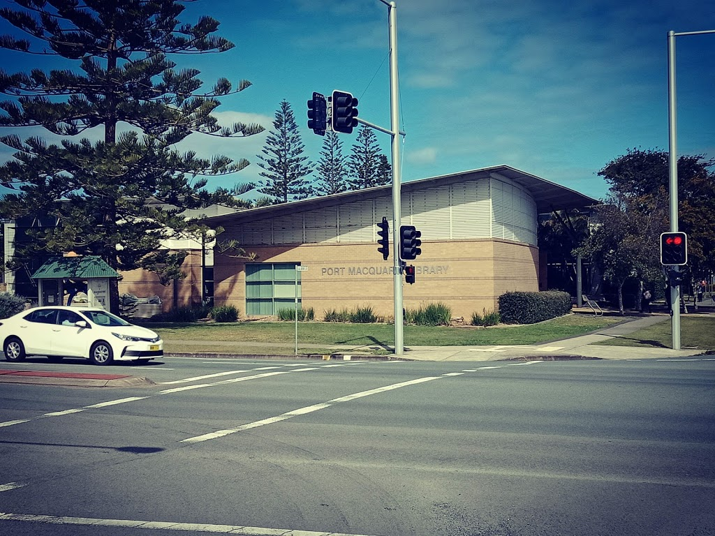 Port Macquarie Library | library | Grant St, Port Macquarie NSW 2444, Australia | 0265818755 OR +61 2 6581 8755
