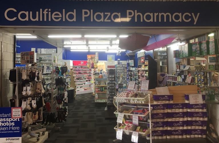 Pharmasave Ashbys Pharmacy | health | Shop 10-11 Caulfield Plaza Shopping Centre, 860 Dandenong Rd, Caulfield East VIC 3145, Australia | 0395710712 OR +61 3 9571 0712