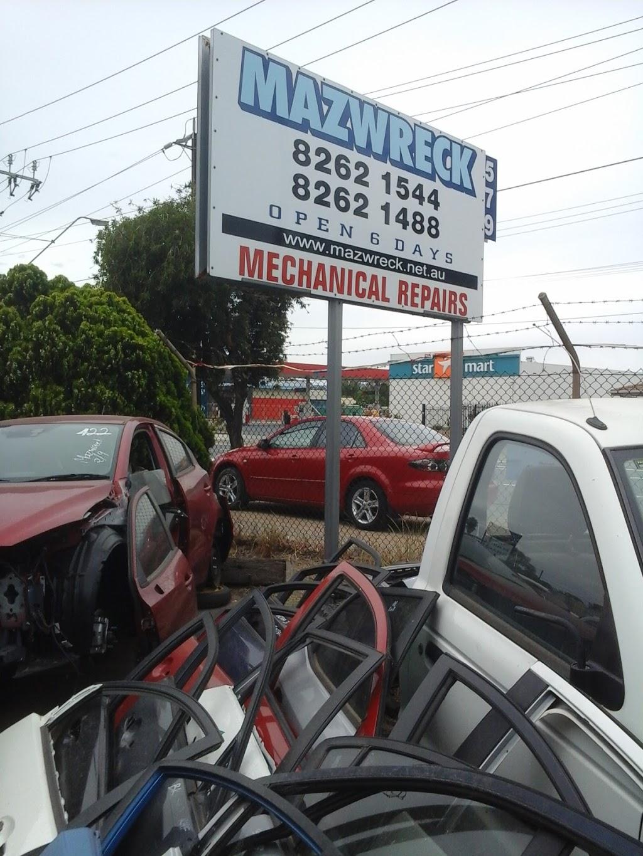 Mazwreck | car repair | 579 Grand Jct Rd, Gepps Cross SA 5094, Australia | 0882621544 OR +61 8 8262 1544