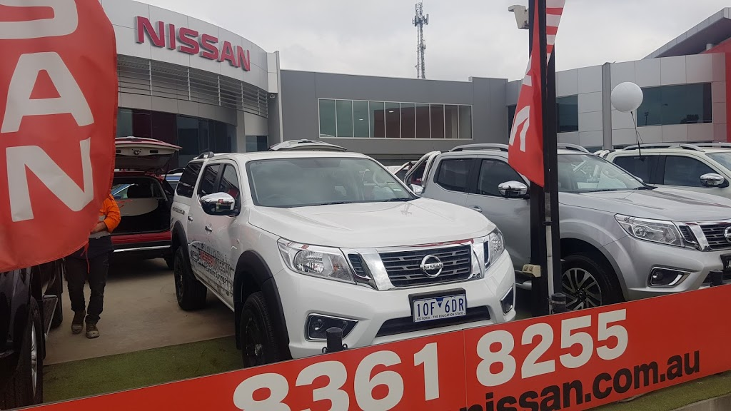Western Nissan | car dealer | 5 Eucumbene Dr, Ravenhall VIC 3023, Australia | 0383618255 OR +61 3 8361 8255