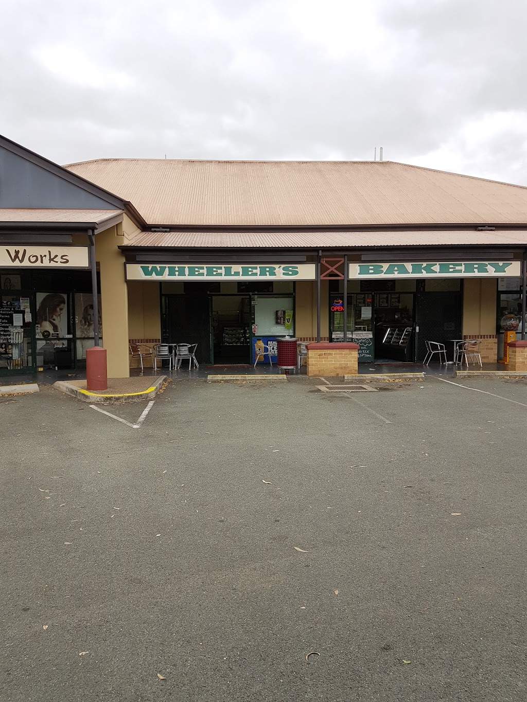 Wheelers Bakery | bakery | 1-5 Marylin Terrace, Eatons Hill QLD 4037, Australia