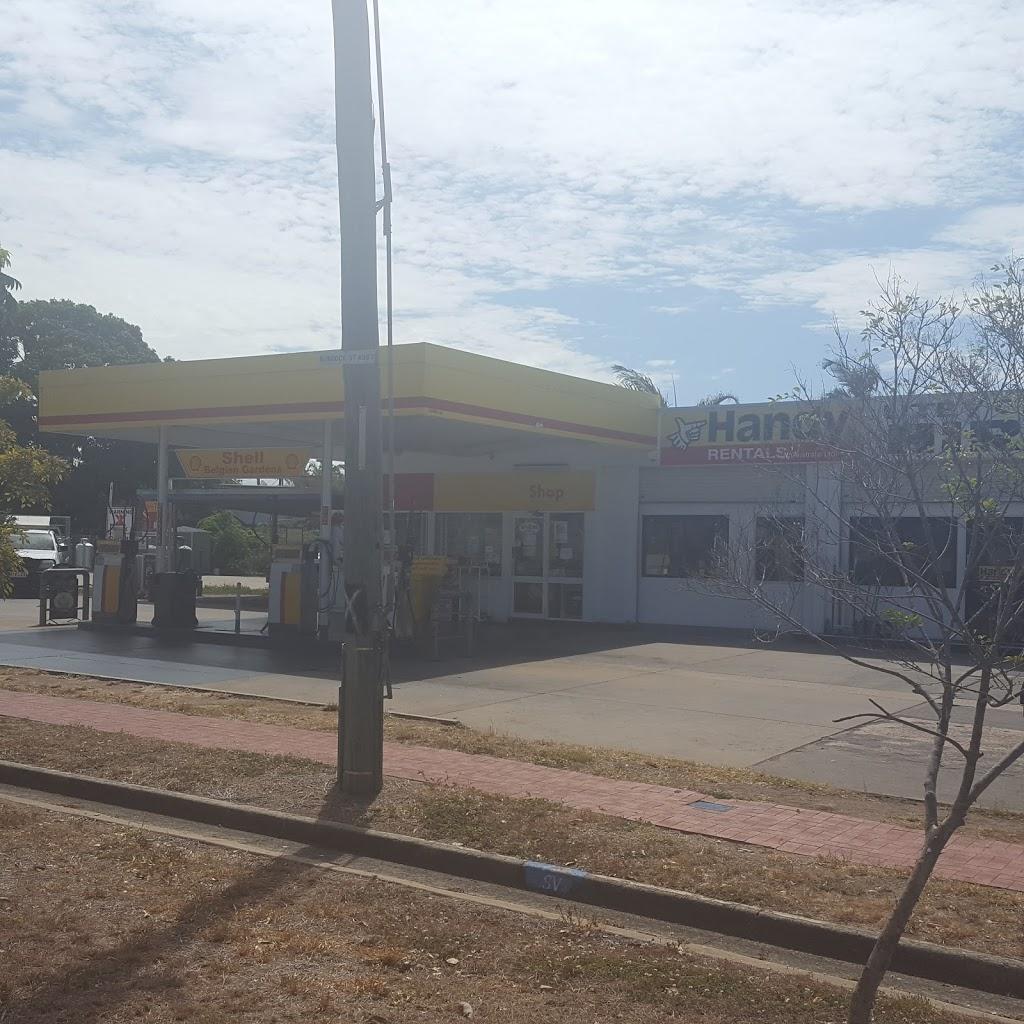 Belgian Gardens Shell | gas station | 77 Bundock St, Belgian Gardens QLD 4810, Australia | 0747713988 OR +61 7 4771 3988