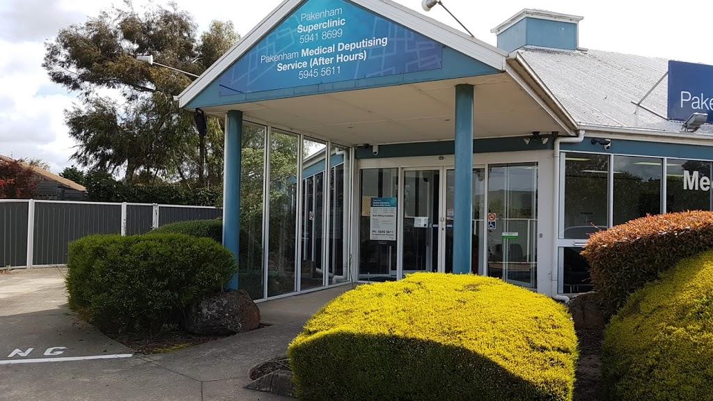 Pakenham Superclinic | doctor | 1 Lyle Blue Ct, Pakenham VIC 3810, Australia | 0359418699 OR +61 3 5941 8699