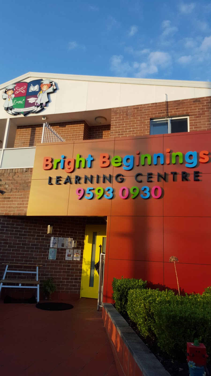 Bright Beginnings Learning Centre Bexley | school | 8 Mimosa St, Bexley NSW 2207, Australia | 0295930930 OR +61 2 9593 0930