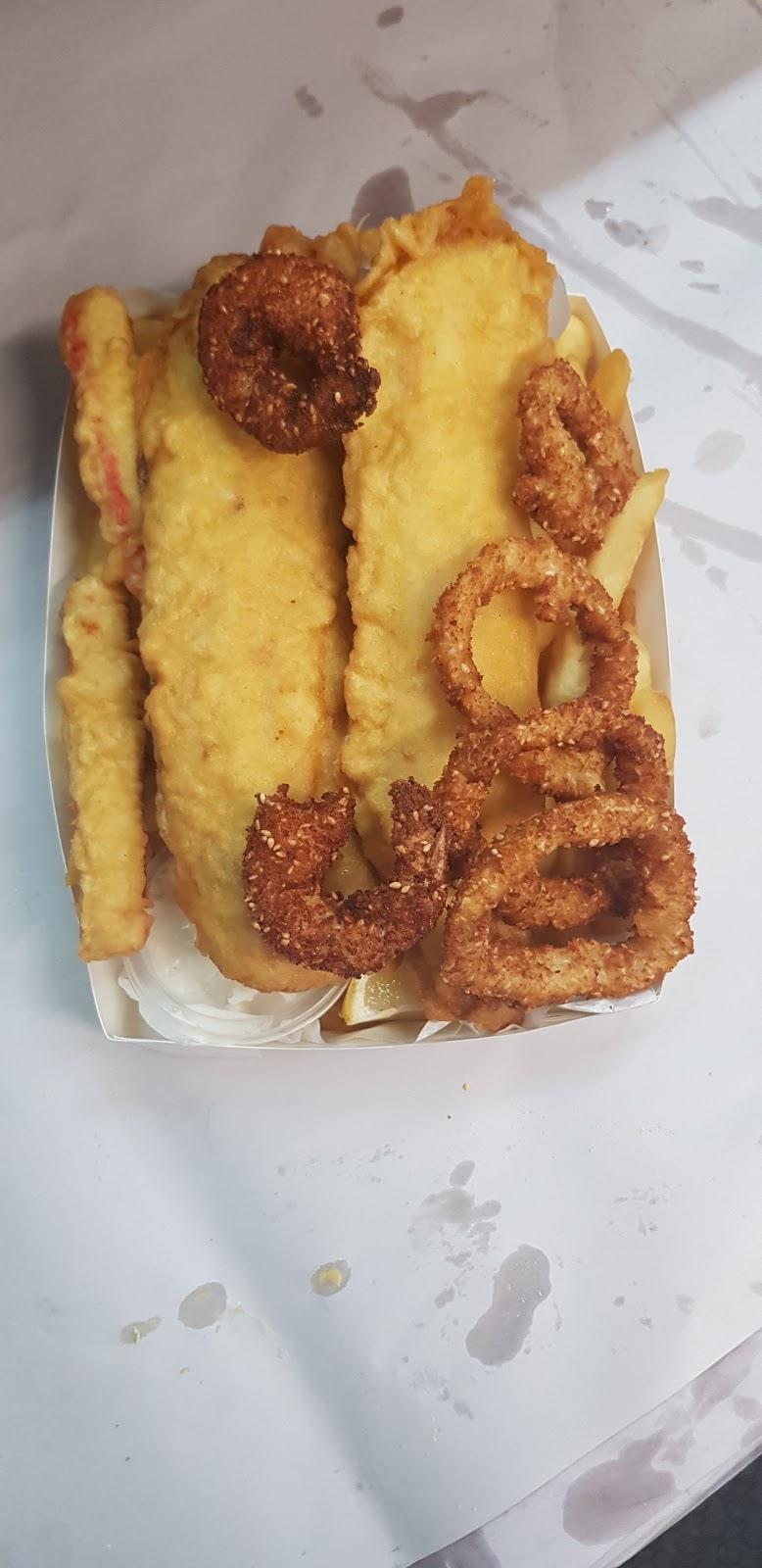 Culburra fish & chips | meal takeaway | 1/171 Prince Edward Ave, Culburra Beach NSW 2540, Australia | 0244473528 OR +61 2 4447 3528