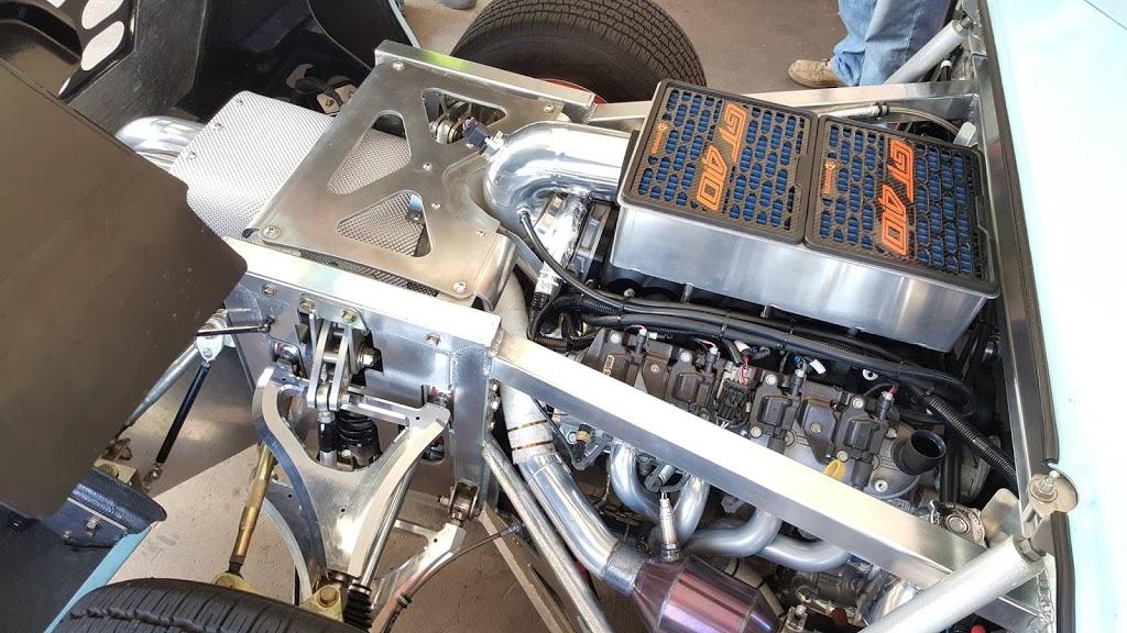Spanners & Sparks Automotive Pty Ltd | car repair | 327 Creswick Rd, Ballarat Central VIC 3350, Australia | 0353317755 OR +61 3 5331 7755