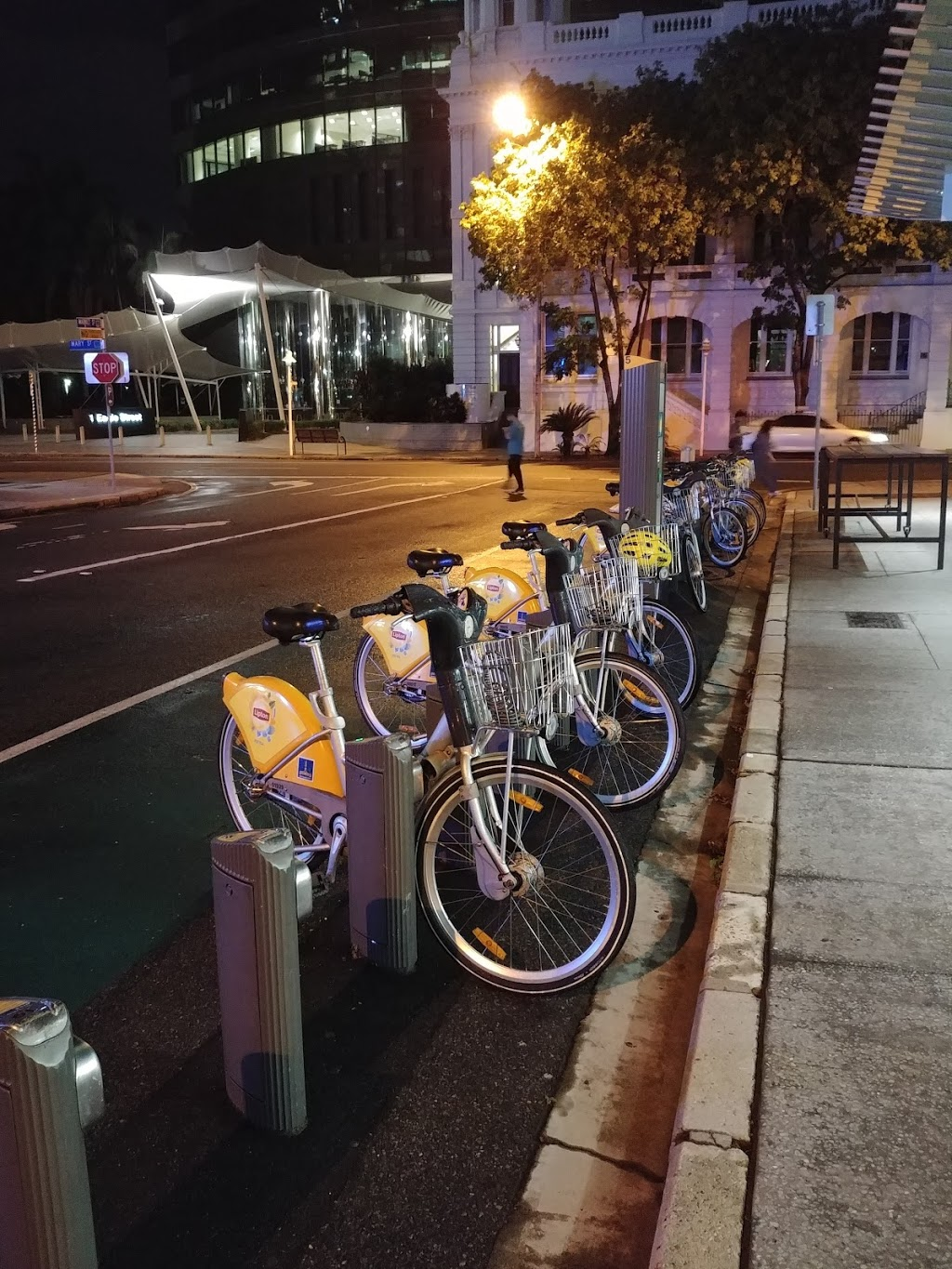 CityCycle Station No. 5 | bicycle store | Market St / Mary St, Brisbane City QLD 4000, Australia | 1300229253 OR +61 1300 229 253