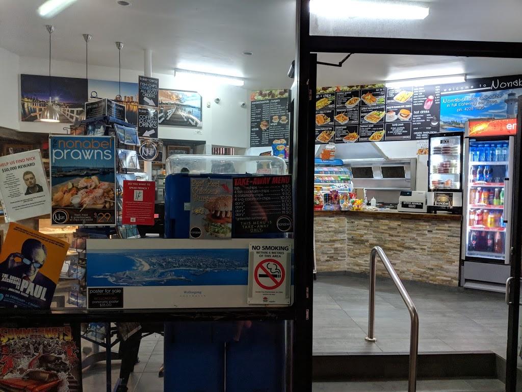 Nonabel Coffee Lounge & Take Away | meal takeaway | LOT 2 Endeavour Dr, Wollongong NSW 2500, Australia | 0242281105 OR +61 2 4228 1105