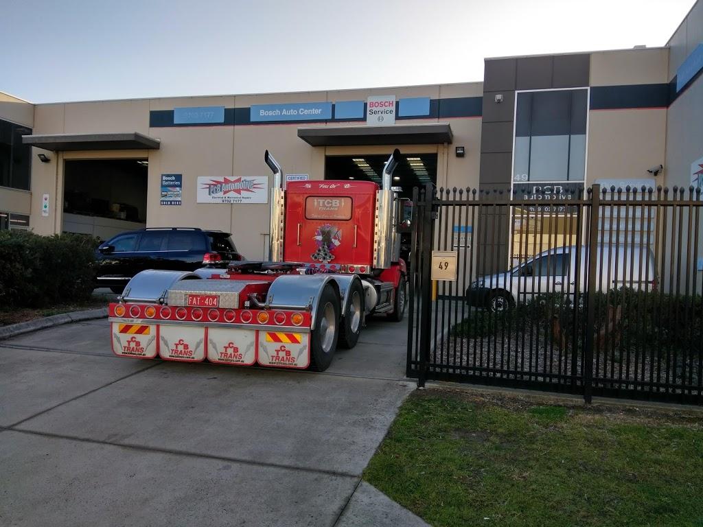PCB Automotive | car repair | 46-48 South Link, Dandenong South VIC 3175, Australia | 0397027177 OR +61 3 9702 7177