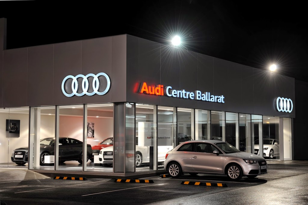 Audi Centre Ballarat | car dealer | 209 Gillies St N, Ballarat Central VIC 3350, Australia | 0353399923 OR +61 3 5339 9923