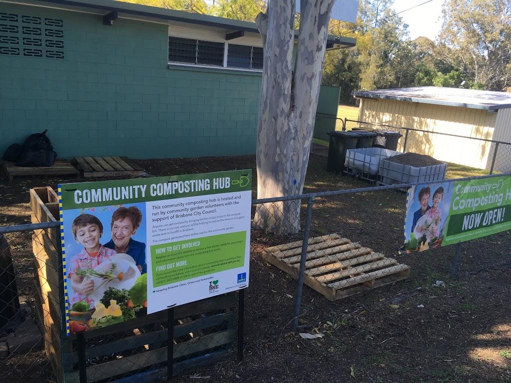 Community garden   park   223 McConaghy St, Mitchelton QLD 4053, Australia