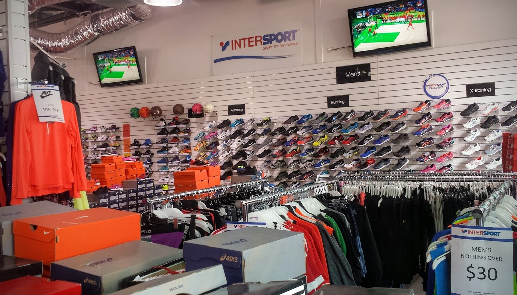 Intersport Clothing store | Harbour Town Shopping Centre