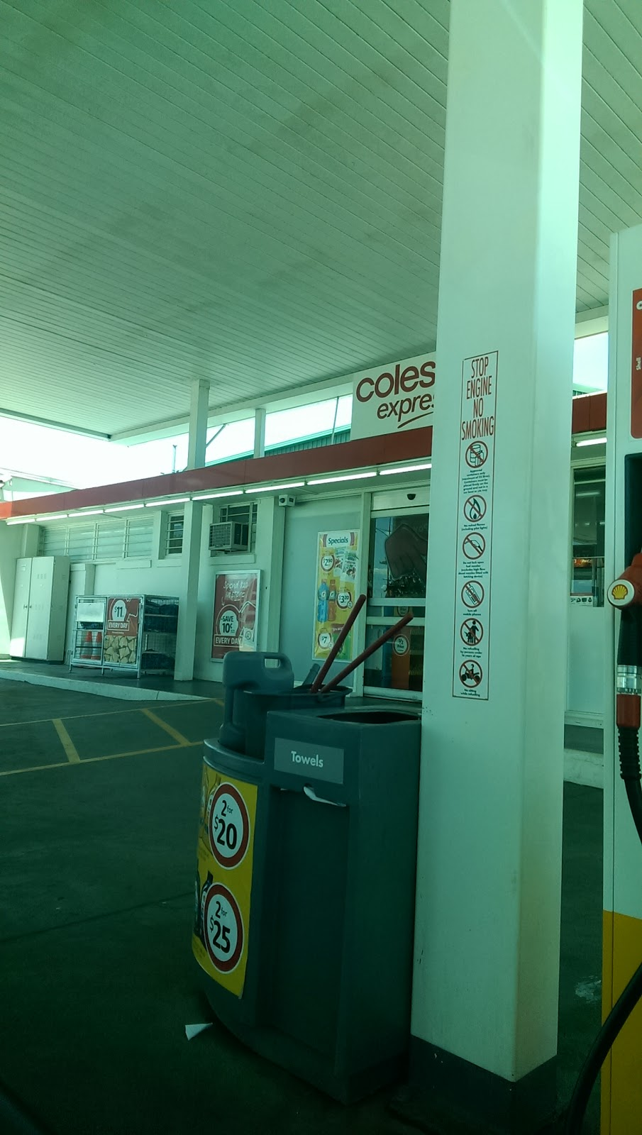 Coles Express | convenience store | 81-87 Elgin Blvd, Wodonga VIC 3690, Australia | 0260241444 OR +61 2 6024 1444