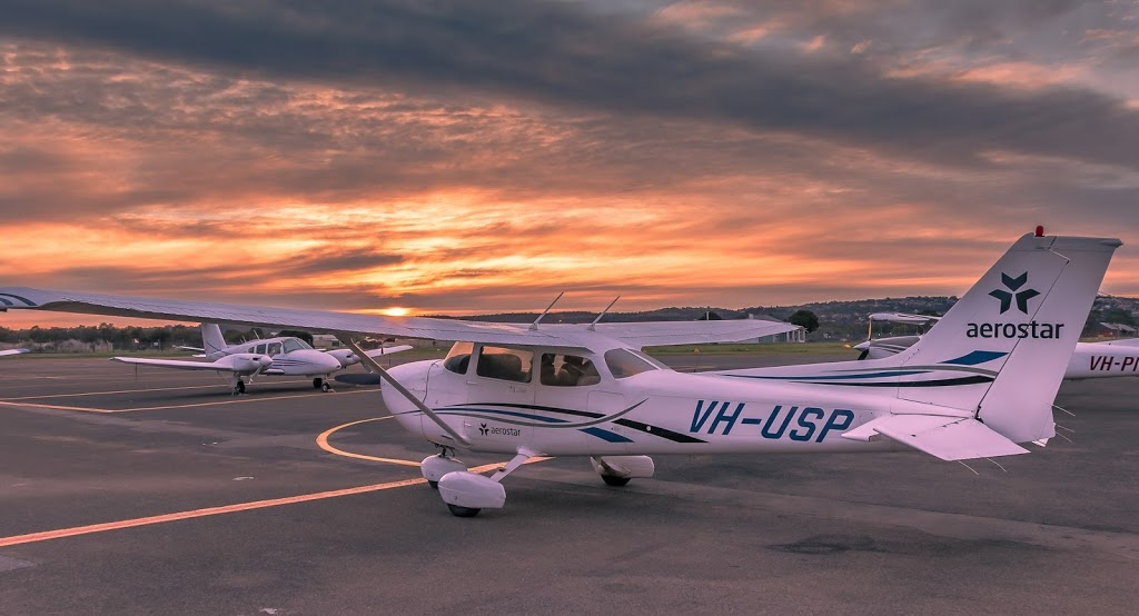 Aerostar Aviation | university | Hangar 50, Anderson Drive, Parafield SA 5106, Australia | 0882815444 OR +61 8 8281 5444