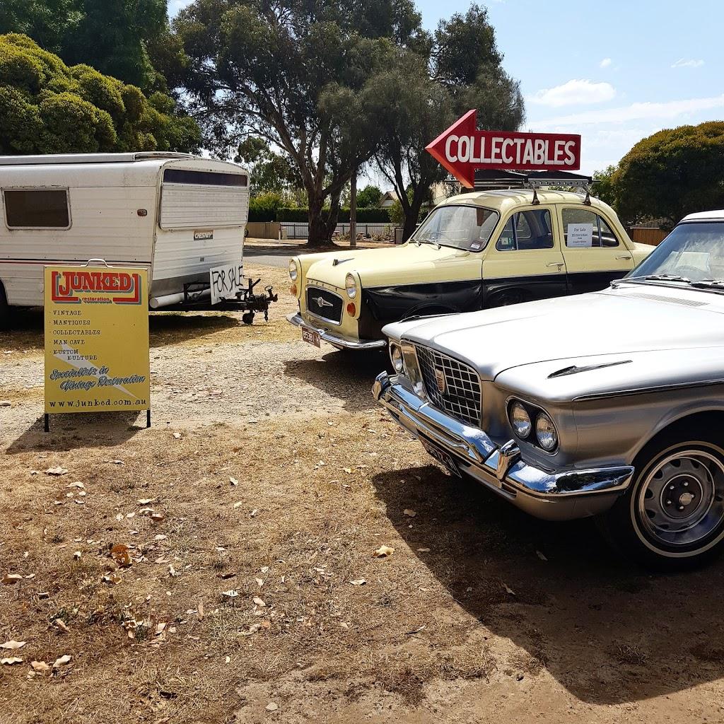 JUNKED Restoration | car repair | 1b Forest St, Colac VIC 3250, Australia | 0433331085 OR +61 433 331 085