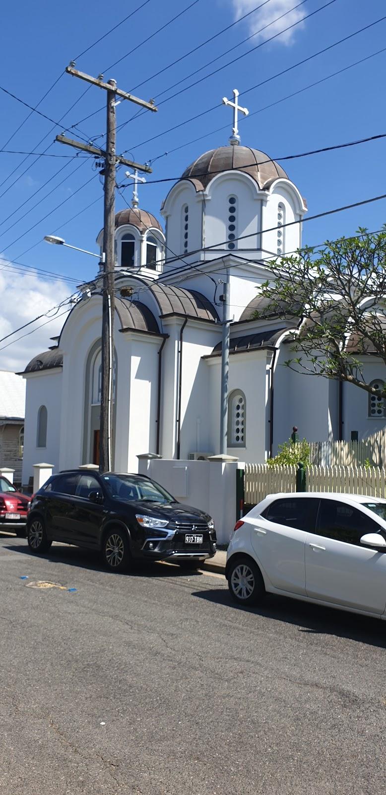 Serbian Orthodox Church | church | 6 Ross St, Woolloongabba QLD 4102, Australia | 0733913010 OR +61 7 3391 3010