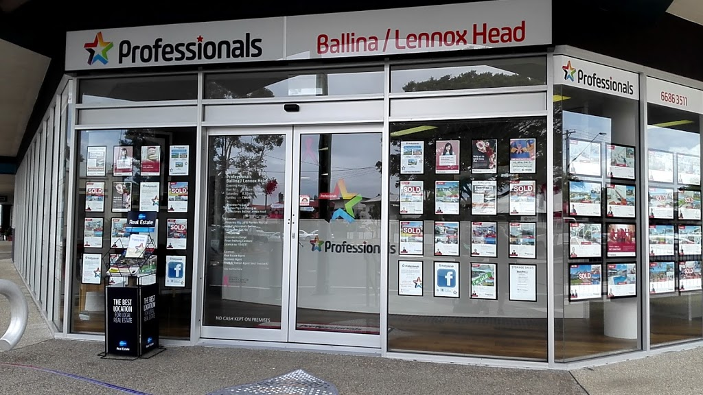 Professionals Ballina & Lennox Head - Real Estate Agents and Pro   real estate agency   9/26-54 River St, Ballina NSW 2478, Australia   0266863511 OR +61 2 6686 3511