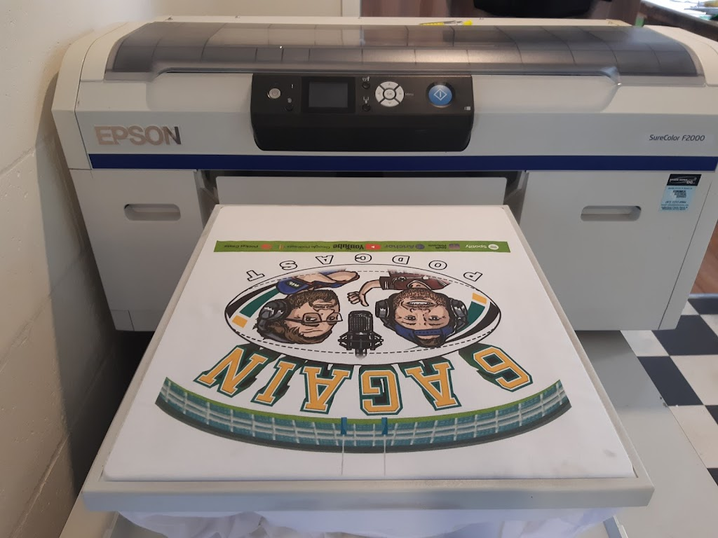 Nambour Tshirt Printers   point of interest   14 Image Flat Rd, Nambour QLD 4560, Australia   0413220016 OR +61 413 220 016