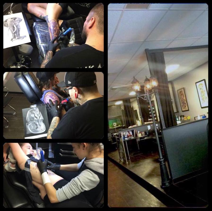Black Label Tattoo Collective | store | 33 Grenville St N, Ballarat Central VIC 3350, Australia | 0343431108 OR +61 3 4343 1108