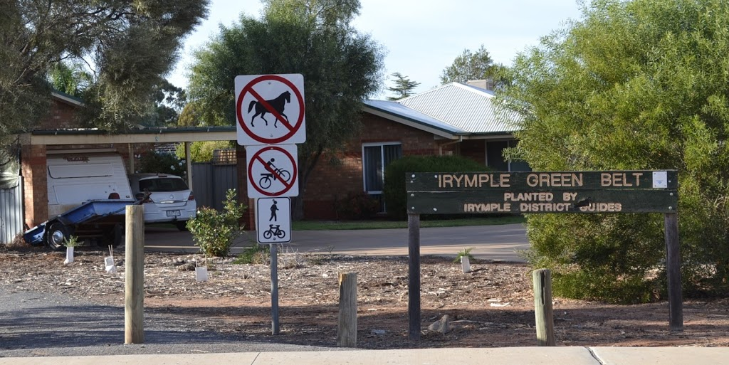 Irymple Green Belt | park | 14 Ysonde Ave, Irymple VIC 3498, Australia