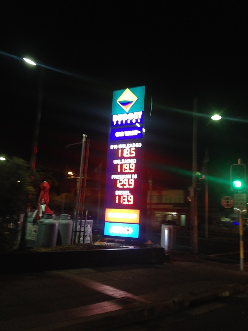 Budget Petrol | gas station | 553 Bunnerong Rd, Matraville NSW 2036, Australia | 0296613139 OR +61 2 9661 3139