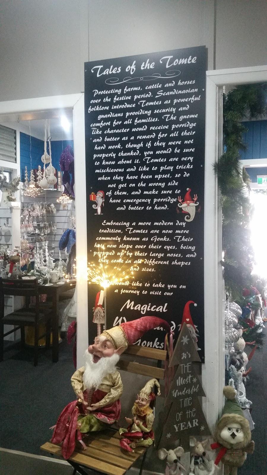 Tiaro Christmas Cottage | home goods store | 24 Mayne St, Tiaro QLD 4655, Australia | 0741939834 OR +61 7 4193 9834