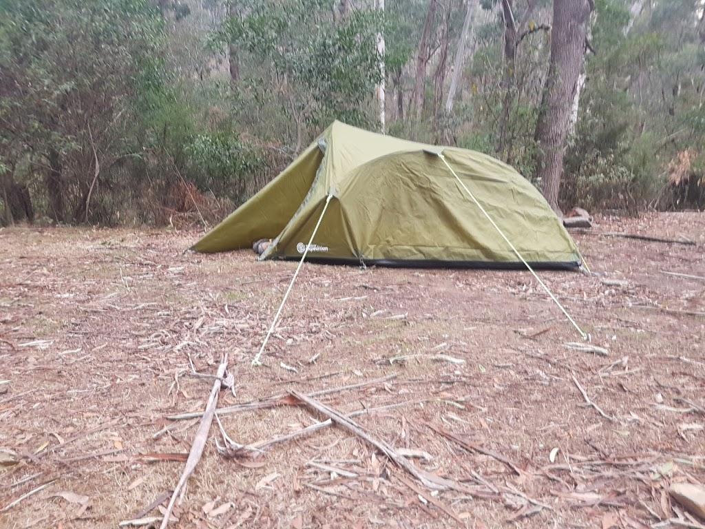 Margarets Corner Campground | campground | Ambler Ln Track, Greendale VIC 3341, Australia