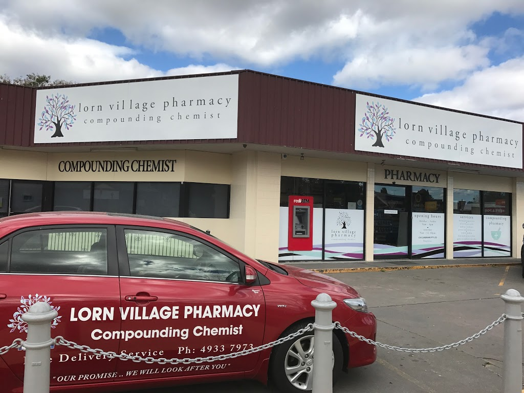 Lorn Village Pharmacy | pharmacy | 25 Belmore Rd, Lorn NSW 2320, Australia | 0249337973 OR +61 2 4933 7973