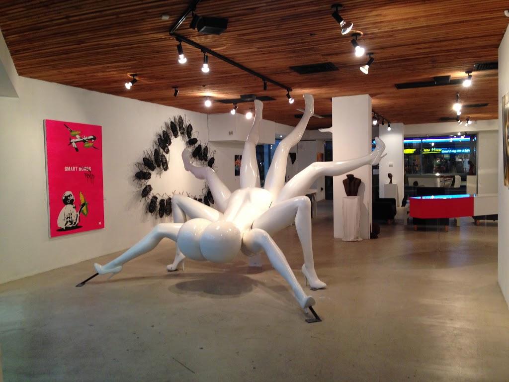 Urban Paradise Gallery | art gallery | 52/64 Annerley Rd, Woolloongabba QLD 4102, Australia | 0423122189 OR +61 423 122 189