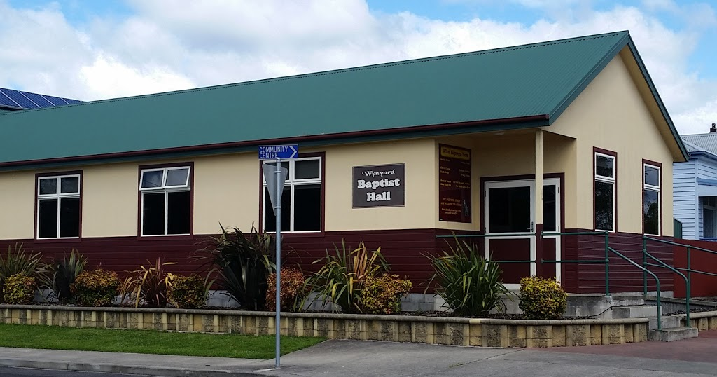 Baptist Church | church | 30 Hogg St, Wynyard TAS 7325, Australia | 0364421264 OR +61 3 6442 1264