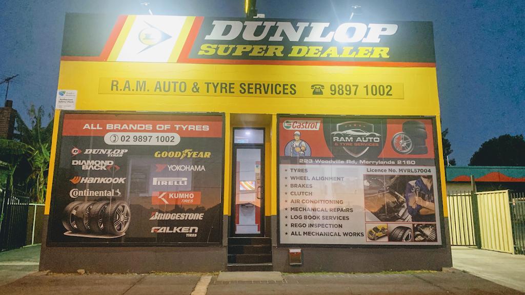 DUNLOP MERRYLANDS | car repair | 223 Woodville Rd, Merrylands NSW 2160, Australia | 0298971002 OR +61 2 9897 1002