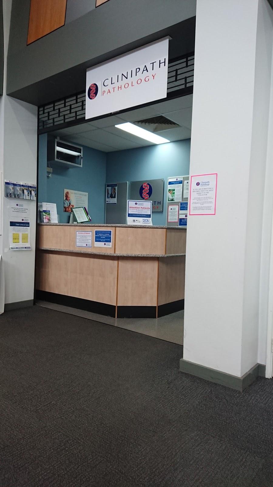 Clinipath Pathology | hospital | Cnr Collier and, Walter Rd W, Morley WA 6062, Australia | 0892754606 OR +61 8 9275 4606