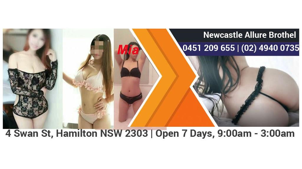 Newcastle Allure | store | 4 Swan St, Hamilton NSW 2303, Australia | 0426177555 OR +61 426 177 555