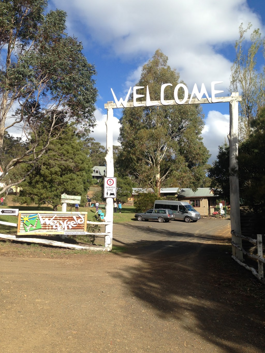 Woodfield Centre | lodging | 160 Harbachs Rd, Dysart TAS 7030, Australia | 0362686187 OR +61 3 6268 6187