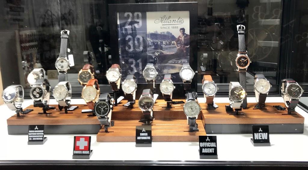 A.J. Watch Repairs | store | Baileys Arcade Baileys Corner, Shop 33/143 London Circuit, Canberra ACT 2601, Australia | 0262625900 OR +61 2 6262 5900