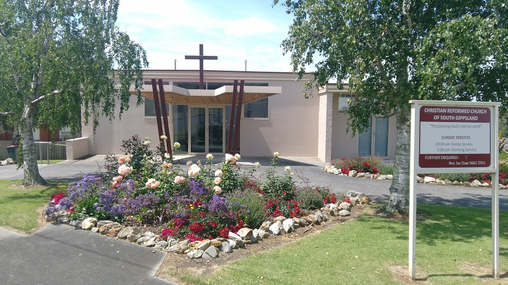 Christian Reformed Church of South Gippsland | church | Cnr. Brown St &, Peart St, Leongatha VIC 3953, Australia | 0409829866 OR +61 409 829 866