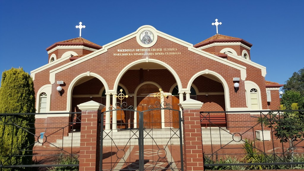 Macedonian Orthodox Church Saint Nikola | church | 8 Macedonia Pl, North Perth WA 6006, Australia | 0408451516 OR +61 408 451 516