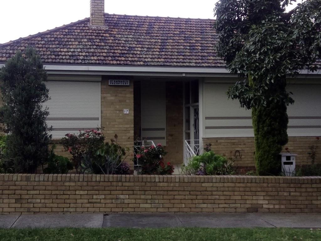 St Raphaels Presbytery | church | 1 Breen St, Preston VIC 3072, Australia