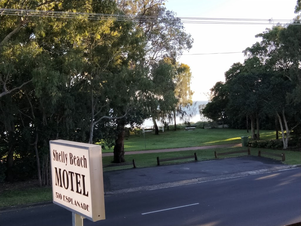 Shelly Beach Motel | travel agency | 510 Charlton Esplanade, Urangan QLD 4655, Australia | 0741289888 OR +61 7 4128 9888