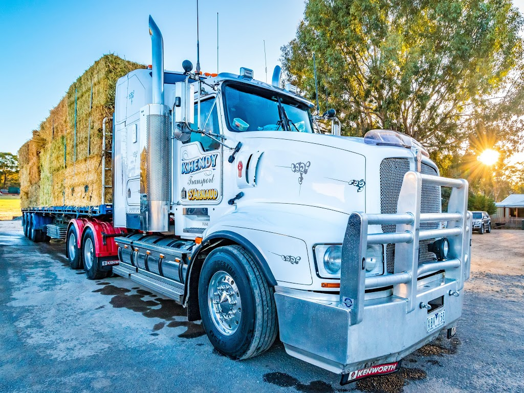 KF & MJ Hendy Transport   point of interest   42 Kell Rd, Arnaud VIC 3478, Australia   0354951623 OR +61 3 5495 1623