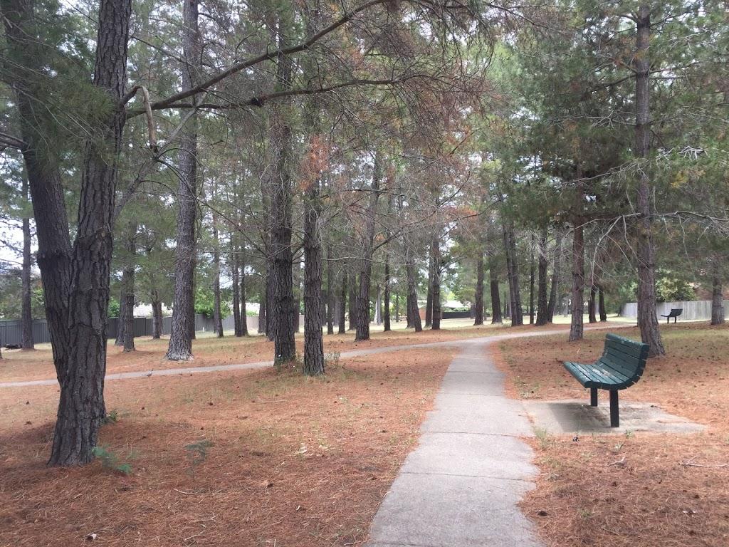 Tilly Park | park | Isaacs ACT 2607, Australia