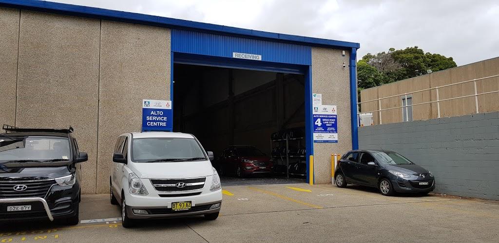 Alto Hyundai Service Centre   car repair   4 Sirius Rd, Lane Cove West NSW 2066, Australia   0288220088 OR +61 2 8822 0088