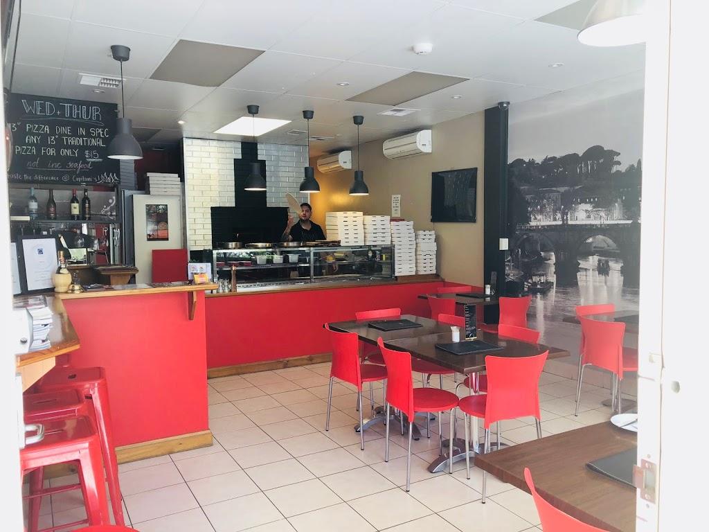 Capitani S Wood Fired Pizzeria 4 38 Hallett Rd Stonyfell Sa 5066 Australia
