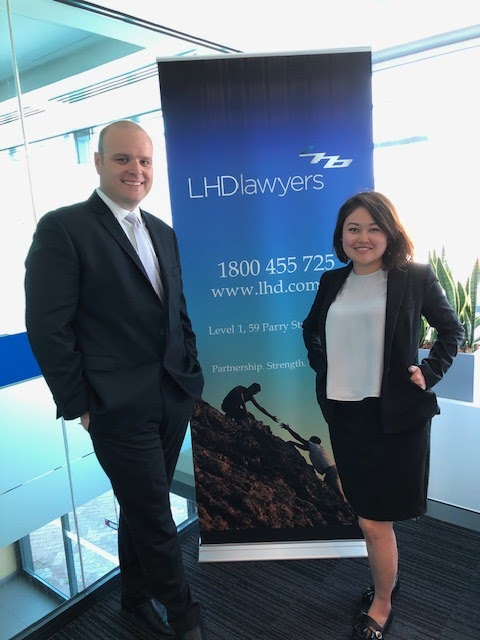 LHD Lawyers Perth | lawyer | 1/59 Parry St, Perth WA 6000, Australia | 0862444522 OR +61 8 6244 4522