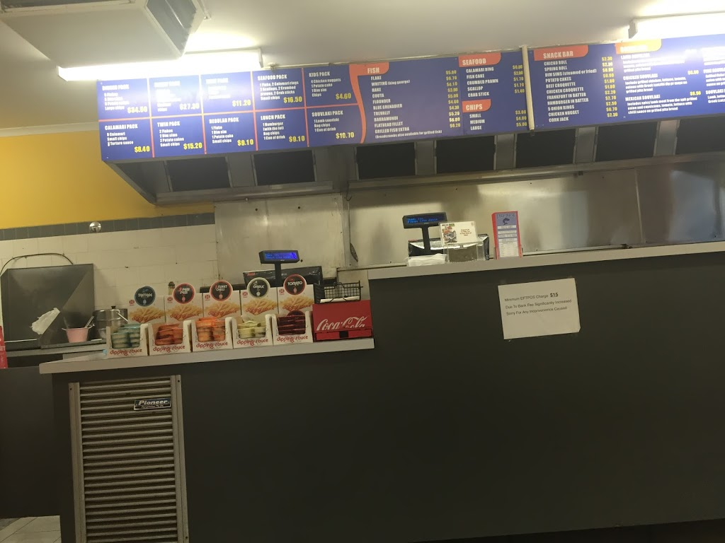 Lakeview Fish & Chips | restaurant | Shop31, Lakeview Shopping Centre, Thompson Rd, Patterson Lakes VIC 3197, Australia | 0397724288 OR +61 3 9772 4288