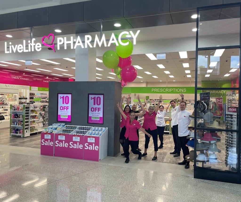 LiveLife Pharmacy Noosa Civic   pharmacy   28 Eenie Creek Rd, Noosaville QLD 4566, Australia   0753556025 OR +61 7 5355 6025