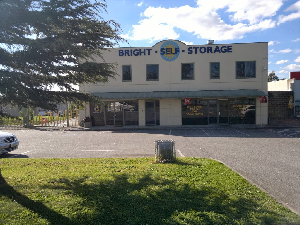 Bright Self Storage | moving company | 30 Edina Rd, Ferntree Gully VIC 3156, Australia | 0397586868 OR +61 3 9758 6868
