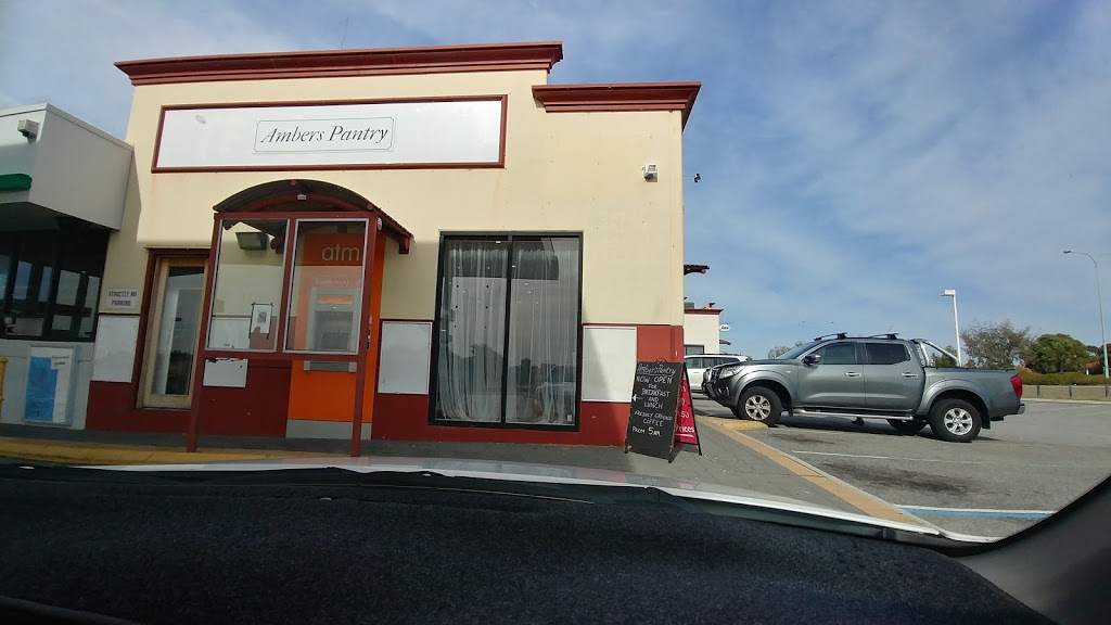 Ambers Pantry | cafe | 4 Hughie Edwards Dr, Merriwa WA 6030, Australia