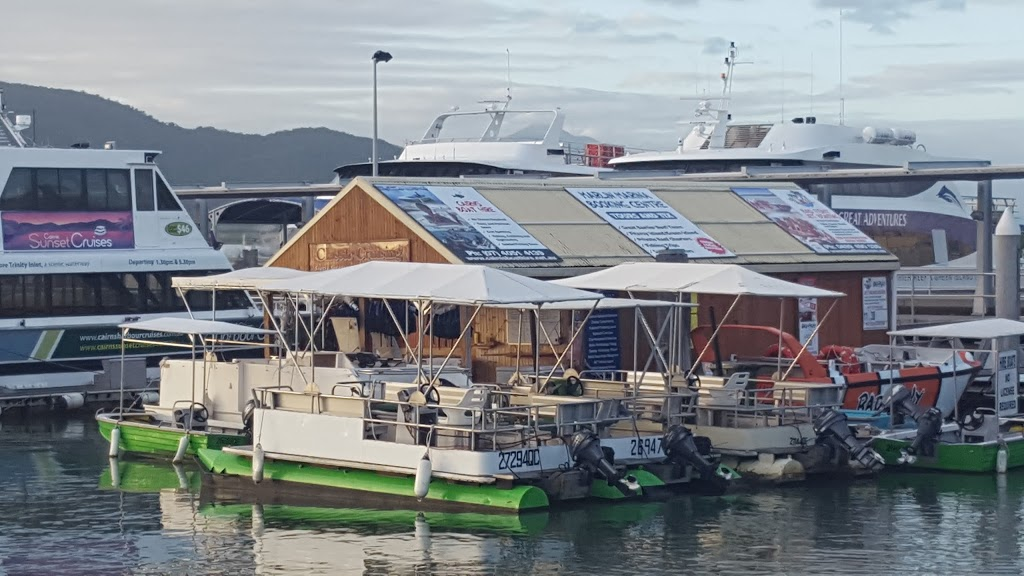 Yachtstay | lodging | Marlin Marina, Pier Point Rd, Cairns City QLD 4870, Australia | 0481252330 OR +61 481 252 330