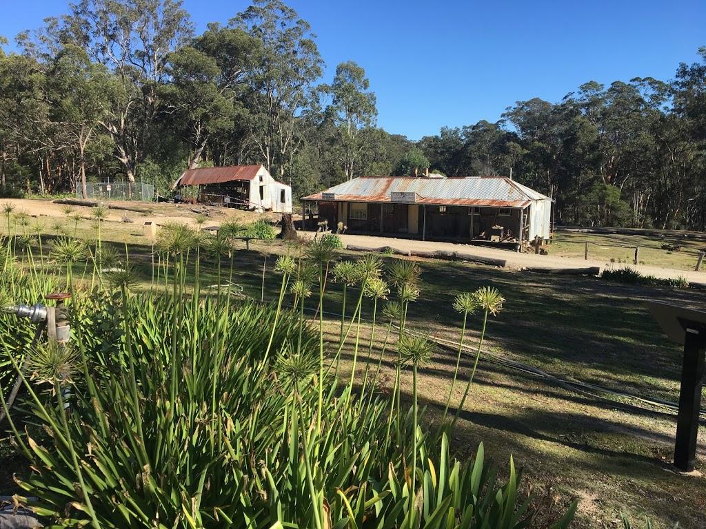 Yerranderie Regional Park | park | The Sheepwalk Drive, Yerranderie NSW 2787, Australia | 0246596165 OR +61 2 4659 6165